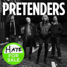 The Pretenders: Hate For Sale, LP