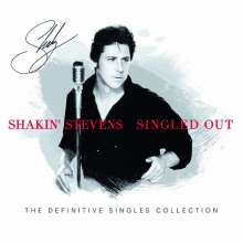 Shakin' Stevens: Singled Out: The Definitive Singles Collection, 3 CDs