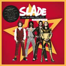 Slade: Cum On Feel The Hitz : The Best Of Slade, 2 LPs