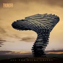 Thunder: All The Right Noises, CD