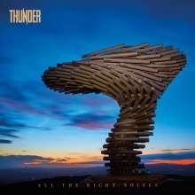 Thunder: All the Right Noises, 2 LPs