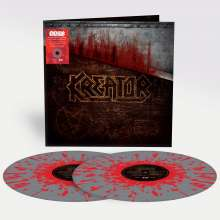 Kreator: Under The Guillotine: The Noise Records Anthology (Grey W/ Red Splatter Vinyl), 2 LPs