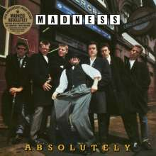 Madness: Absolutely (40th Anniversary Edition) (180g), LP