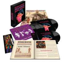 Black Sabbath: Paranoid (50th Anniversary Edition) (Deluxe Box Set), 5 LPs