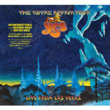 Yes: The Royal Affair Tour (Live In Las Vegas), CD