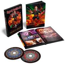 Iron Maiden: Nights Of The Dead, Legacy Of The Beast: Live In Mexico City (Deluxe Edition), 2 CDs