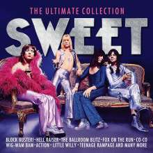 The Sweet: The Ultimate Collection, 3 CDs