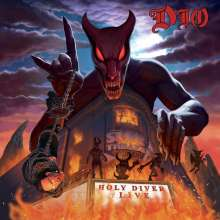 Dio: Holy Diver Live, 3 LPs