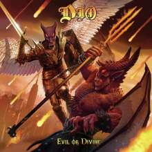 Dio: Evil Or Divine: Live In New York City, 3 LPs