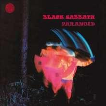 Black Sabbath: Paranoid (180g) (Repress), LP