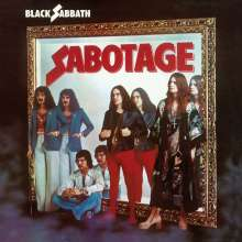 Black Sabbath: Sabotage (remastered) (180g), LP
