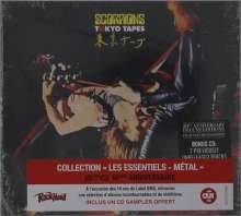 Scorpions: Tokyo Tapes (Live) (10 Ans BMG), 3 CDs