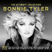 Bonnie Tyler: The Ultimate Collection, 3 CDs