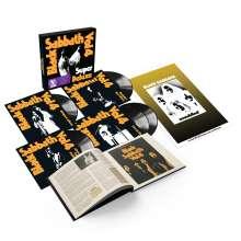 Black Sabbath: Vol. 4 (Super Deluxe Box Set), 5 LPs und 1 Buch