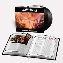 Motörhead: No Sleep 'Til Hammersmith (40th Anniversary Deluxe Edition), 3 LPs