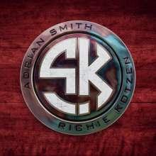 Adrian Smith & Richie Kotzen: Smith / Kotzen (Limited Edition) (Red/Black Smoke Vinyl), LP