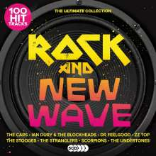Ultimate Rock & New Wave, 5 CDs