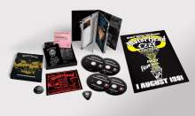 Motörhead: No Sleep 'Til Hammersmith (40th Anniversary Deluxe Edition) (Box Set), 4 CDs