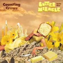 Counting Crows: Butter Miracle, Suite One (Limited Edition) (Black Vinyl), LP