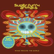 Super Furry Animals: Rings Around the World (20th Anniversary Edition), 2 LPs