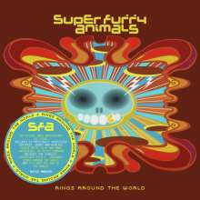 Super Furry Animals: Rings Around the World (20th Anniversary Deluxe Edition), 3 CDs