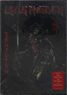 Iron Maiden: Senjutsu (Limited Deluxe Edition) (Casebound Book), 2 CDs