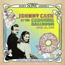 Johnny Cash: Bear's Sonic Journals: Johnny Cash At the Carousel Ballroom, April 24, 1968 (Mediabook), CD