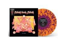 Black Sabbath: Sabbath Bloody Sabbath (Limited Edition) (Orange & Purple Splatter Vinyl), LP