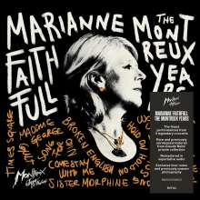 Marianne Faithfull: The Montreux Years, CD