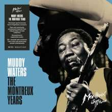 Muddy Waters: The Montreux Years (Hardcover Digibook), CD