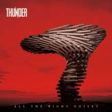 Thunder: All The Right Noises (Deluxe Edition), 2 CDs und 1 DVD