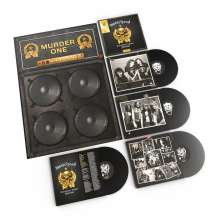 Motörhead: Everything Louder Forever - The Very Best Of Motörhead, 4 LPs