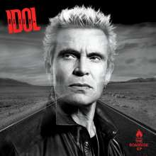 """Billy Idol: The Roadside EP (Limited Edition), Single 12"""""""