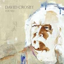 David Crosby: For Free (Black Vinyl), LP