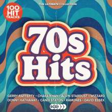 Ultimate Hits: 70s, 5 CDs