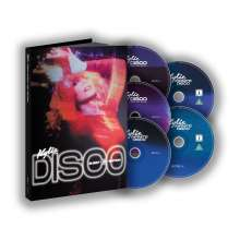 Kylie Minogue: DISCO: Guest List Edition (Limited Deluxe Edition), 3 CDs, 1 DVD und 1 Blu-ray Disc