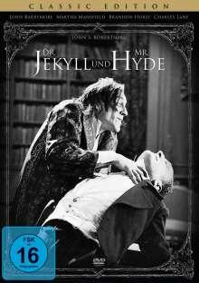 Dr.Jekyll und Mr.Hyde (1920), DVD