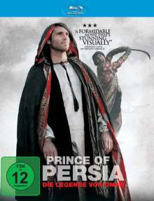 Prince of Persia - Die Legende von Omar, Blu-ray Disc