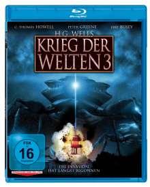 Krieg der Welten 3 (Blu-ray), Blu-ray Disc