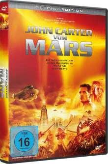 John Carter vom Mars, DVD