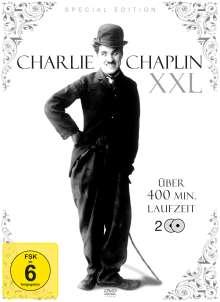 Charlie Chaplin XXL, 2 DVDs