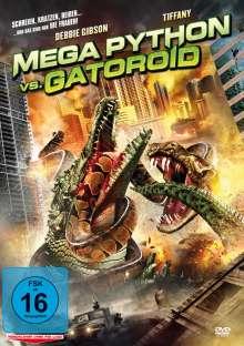 Mega Python vs. Gatoroid, DVD