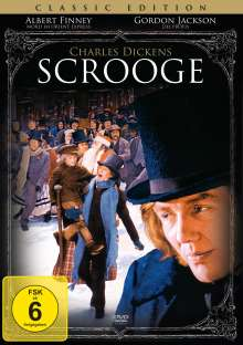 Scrooge (1971), DVD