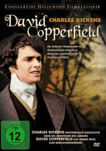 David Copperfield, DVD