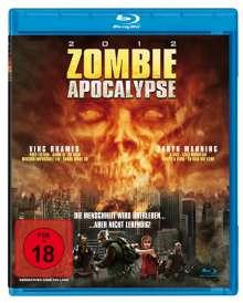 2012 Zombie Apocalypse (Blu-ray), Blu-ray Disc