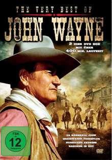 John Wayne - The Very Best Of, 2 DVDs