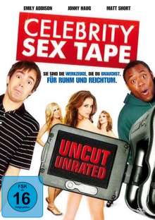 Celebrity Sex Tape - Unrated, DVD