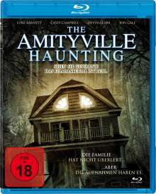 The Amityville Haunting (Blu-ray), Blu-ray Disc