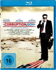 Corruption Gov. (Blu-ray), Blu-ray Disc