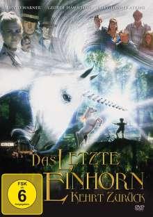 Das letzte Einhorn kehrt zurück, DVD